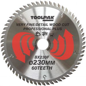 SHARK BLADES Circular saw Blade Mitre Saw Blade 160mm 60 Teeth